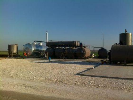 mobil hampetrol rafineri distilasyon yapımı imalatı mobil kolon rafineri imalatı kalkanlar makin