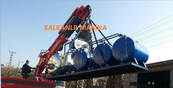 تكرير النفط الخام دروع من صنع آلة