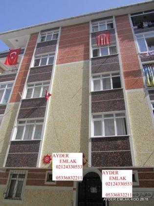 Bahçelievler cumhuriyet mah de satılık 4. kat daire