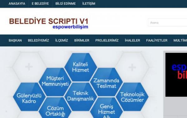 Belediye Scripti V1