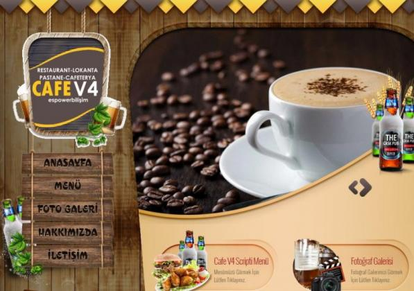 Cafe Lokanta Restoran Scriptleri