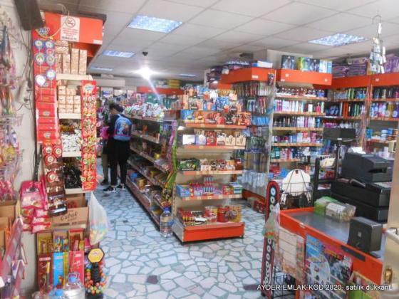 cumhuriyet mah de devren satılık giriş kat market dükkan