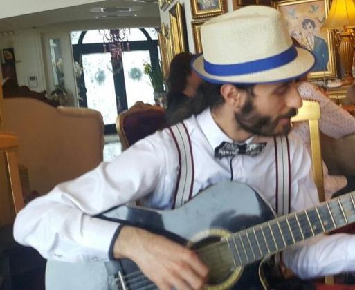 istanbul içine gitarist kiralama 0534 773 10 72