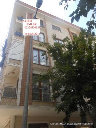 İstanbul Bahçelievler soğanlı mah de satılık 1.kat daire