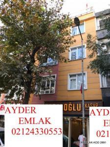 bakırköy Osmaniye mah de satılık 2. kat daire