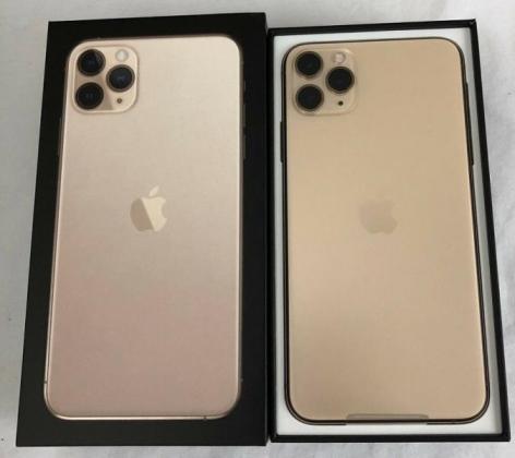Apple iPhone 11 Pro  64GB = $600, iPhone 11 Pro Max  64GB =   $650, iPhone 11  64GB =  $470, iPhone XS 64GB = $450 ,  iPhone XS Max 64GB = $480