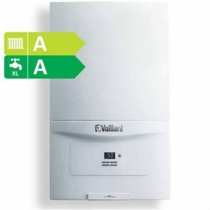 9 TAKSİT Vaillant ecoTEC Pure VUW 236/7-2 Tam Yoğuşmalı kombi  Konforlu ısınma, sıcak su ve yakıt tasarrufu   %108'ye varan yüksek verimle doğalgaz ta