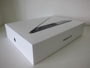 MacBook Pro Core i7 2.80 GHZ 15 '' 16GB RAM 256GB SSD