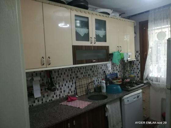 Bahçelievler Kocasinan mah de satılık 85 m² 2+1 -yüksekgiriş kat daire