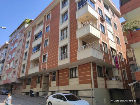 cumhuriyet mah de satılık 120 m² 3+1 -bahçekat daire