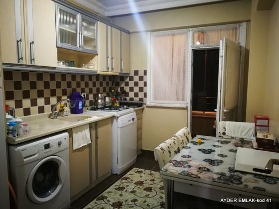 küçükçekmece inönü mah de satılık 240 m² 5+1  dubleks. kat daire