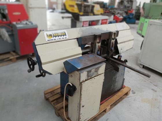 220mm Yarı Otomatik Açılı Kesmak Şerit Testere 1996 Model