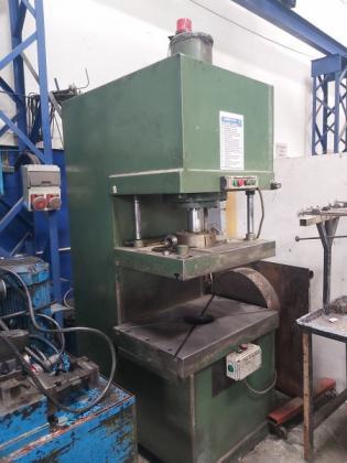 100 Ton Hidrolik Mutfakcı C Presi