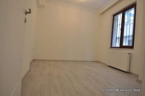 cumhuriyet mah de satılık 0,99 kredi oranlı 85 m² 2+1 –bahçe kat daire