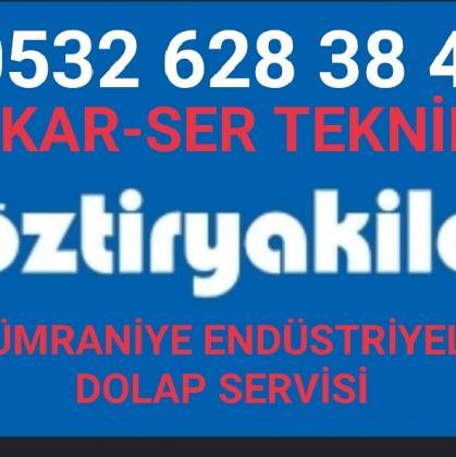Ümraniye Öztiryakiler Endüstriyel Dolap Servisi 0532.628.38.41