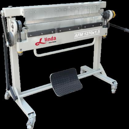 1270 x 1,5mm Parça Bıcaklı Caka Kenet Makinası