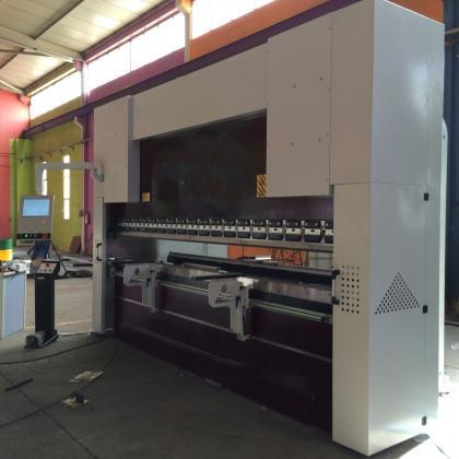 HİDROLİK CNC ABKANT PRES