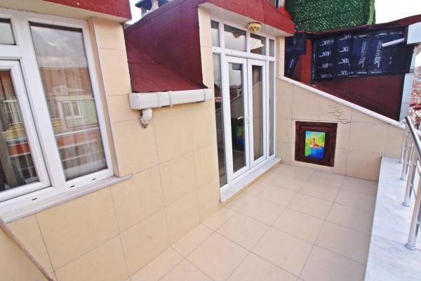 Home Vizyon 'dan Bahçelievler Hürriyet Masrafsız Lüx 4+1 Dublex Daire.