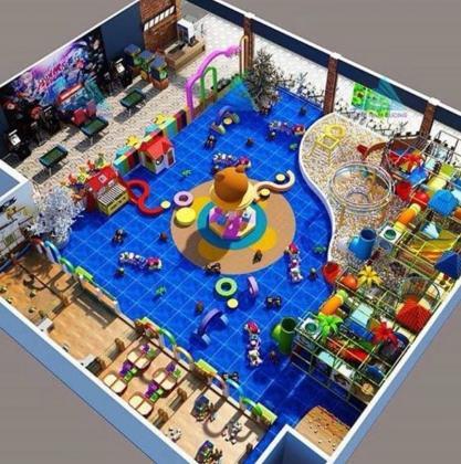 İhracata Uygun Oyun Salonu Kurulumu Fiyatları En Ucuz