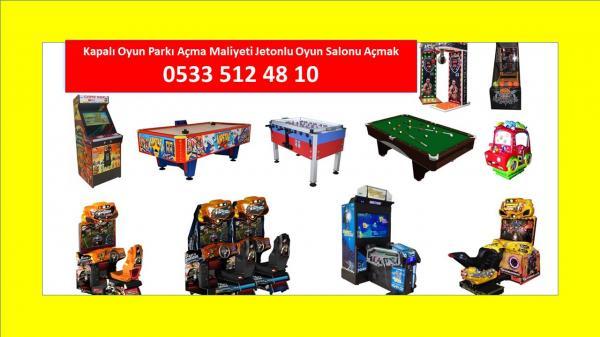 Proper installation Export Turkey Amusement Park