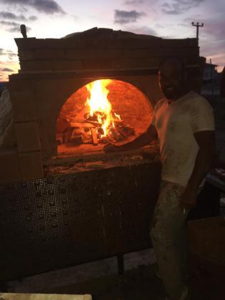 Taş fırın  Kara fırın yapımı