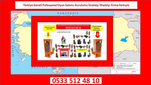 Turkey Export Ready Game Hall Selling Companies