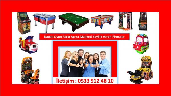 Turnkey Entertainment Machines Suitable for Export