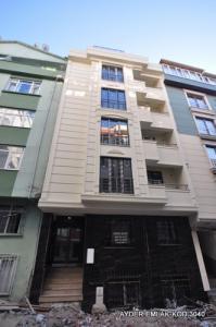 istanbul Bahçelievler cumhuriyet mah de satılık 85 m² 2+1 –bahçe.kat daire