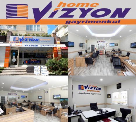. Home Vizyon 'dan Bahçelievler Kocasinan Butik Sitede Lüx OTOPARKLI 4+2 Dublex Daire.