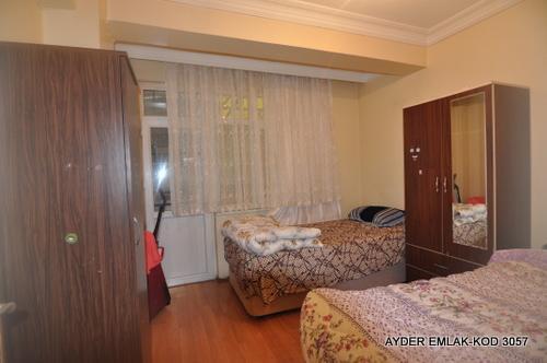 hürriyet mah de satılık 85 m² 2+1 –bahçe.kat daire