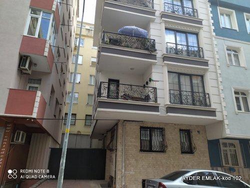 İstanbul Bahçelievler soğanlı mah de satılık 80 m² 2+1 -1.kat daire