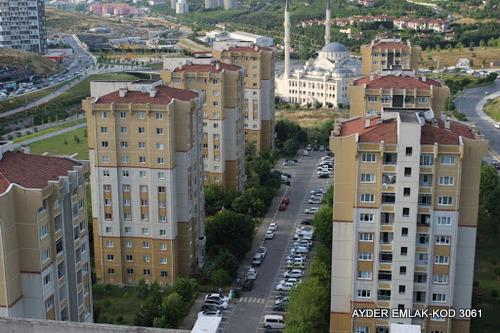 Menekşe  evlerin de satılık tadilatlı 132 m²-3+1 -15. kat daire
