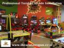 Professional Turnkey Arcade Installation - أسعار إعداد مركز الترفيه للألع�