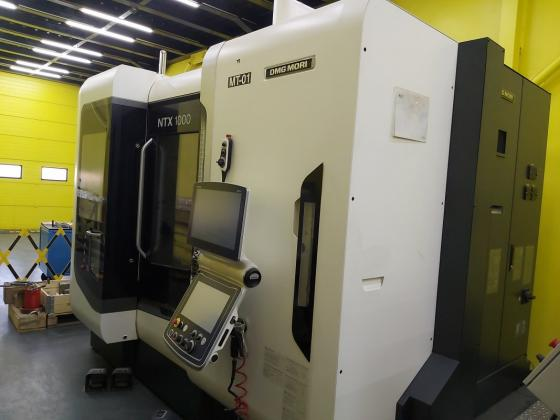 Dmg Mori  NTX 1000 2019 Model İşleme Merkezi