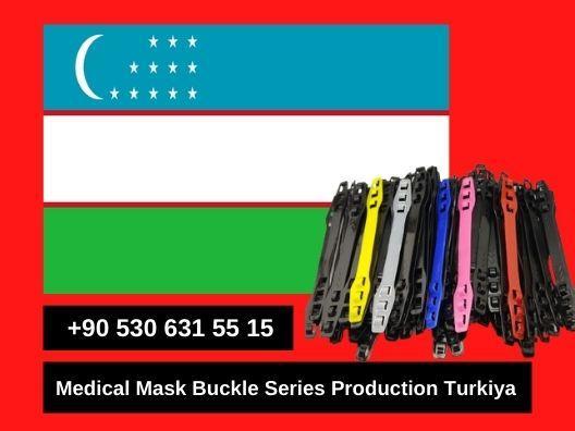 İhracata Hazır Seri Üretim Maske Takma Aparatı Yapımı