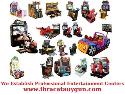 We Are Building Giant Entertainment Centers Worldwide