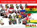 Arcade Machines Sales - Opening a Arcade