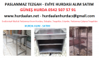 ENDÜSTRİYEL MUTFAK HURDASI ALIMI 0542.507.57.91