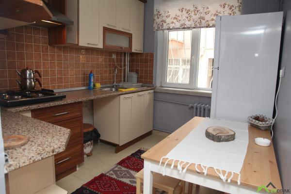 Ankara Çankaya'da aylık mobilyalı daireler