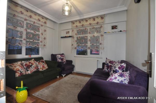istanbul Bahçelievler kocasinan mah de satılık 80 m² 2+1 – yüksek giriş. kat daire