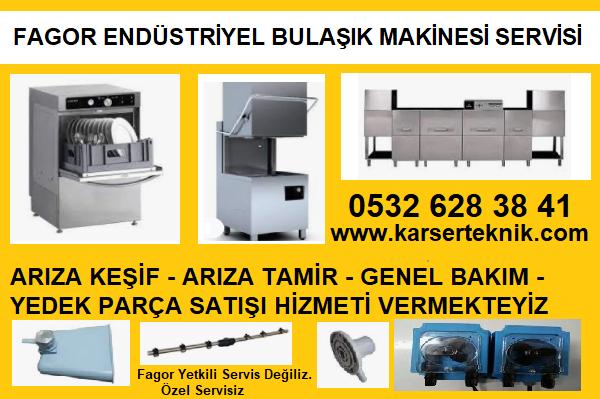 FAGOR ENDÜSTRİYEL BULAŞIK MAKİNESİ SERVİSİ 0532.628.38.41