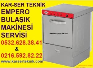 EMPERO BULAŞIK MAKİNESİ SERVİSİ 0532.628.38.41