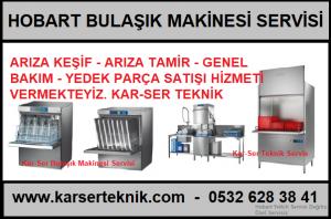 HOBART BULAŞIK MAKİNESİ SERVİSİ 0532.628.38.41