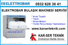 ELEKTROBAR BULAŞIK MAKİNESİ SERVİSİ 0532.628.38.41