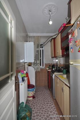 istanbul Bahçelievler çobançeşme mah de satılık 90 m² -2+1- bahçe kat daire